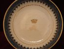 C. 1770 CHINESE EXPORT ARMORIAL SAUCER