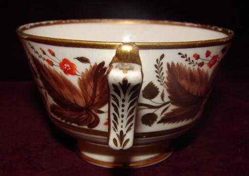 C. 1800 BARR,FLIGHT AND BARR WORCESTER TEA CUP