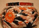 JAPANESE IMARI RARE GOLD VASE/PLANTER