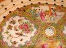 C. 1820-1840 CHINESE EXPORT ROSE MEDALLION MAZZARIN