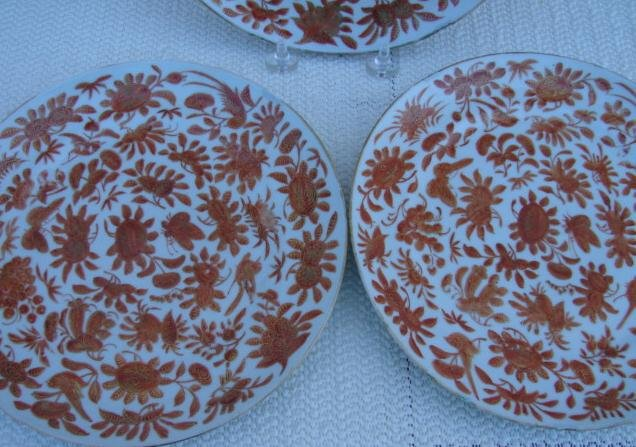C. 1850 CHINESE EXPORT SBB SET OF 5-- 8