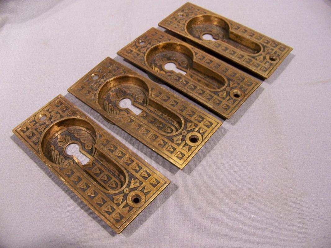 Pocket Door -Plates