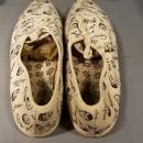 Beatles Wing Dings Tennis Shoes