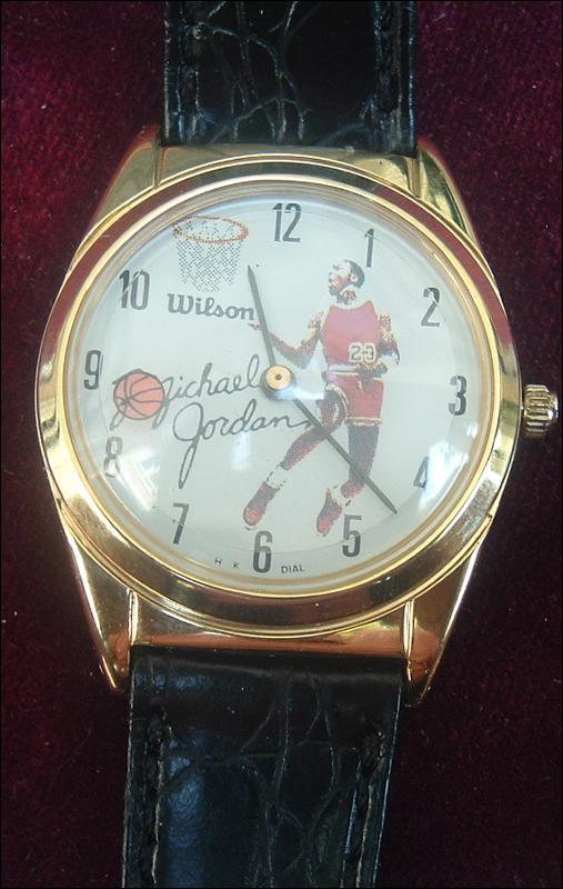 Michael Jordan Wilson wrist watch