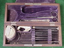 Small Antique Surgical Set by Otto and Son, N.Y.
