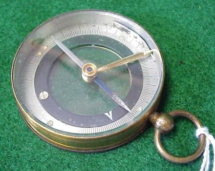 Map Reader's Compass