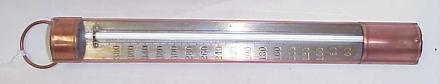 Copper Confection Thermometer