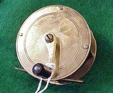 Brass Flyreel