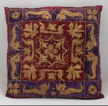 Antique Designer Decorative Pillow Throw
