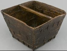 Asian Antique Rice Bucket