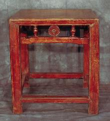 Chinese Square Stool / Tables