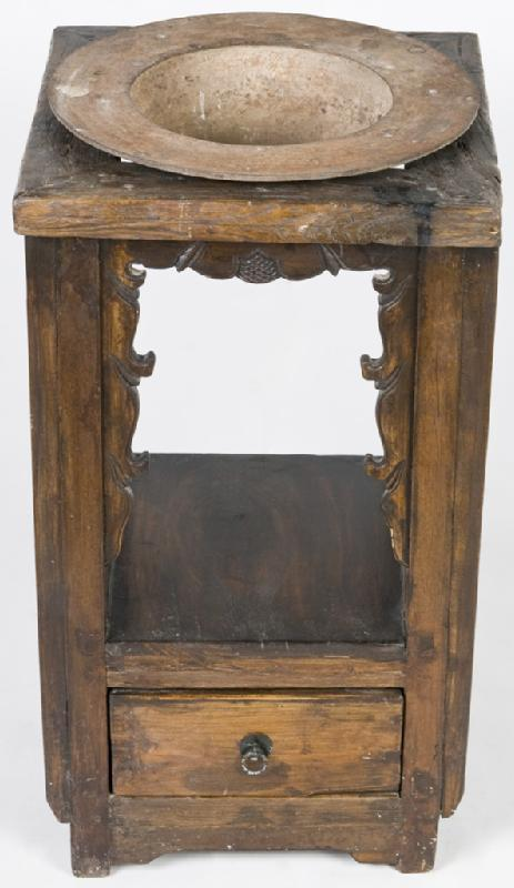 Antique Chinese Fire Stand