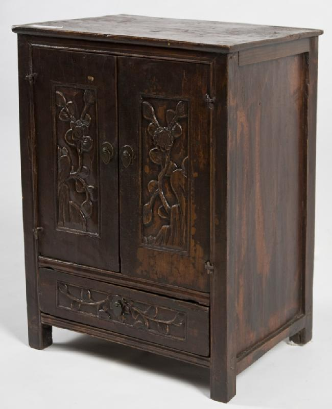 Antique Chinese Lady's Chest