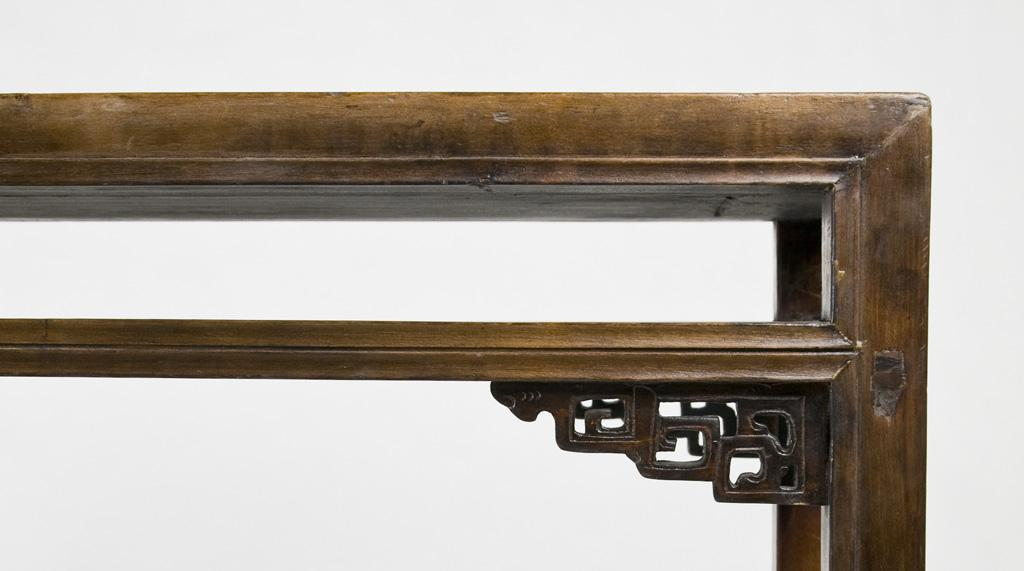 Antique Oriental Console Table (Sofa Table - Altar Table - Hall Table)