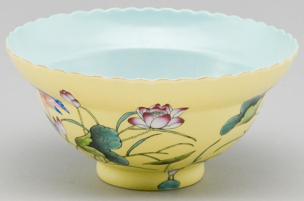 Jingdezhen Porcelain Bowl