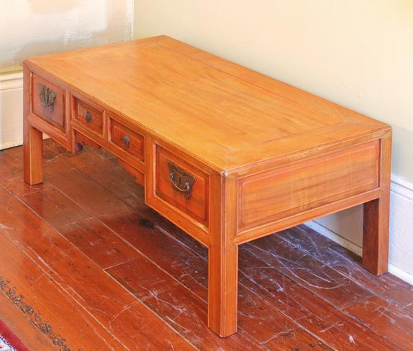 Antique Asian Coffee Table