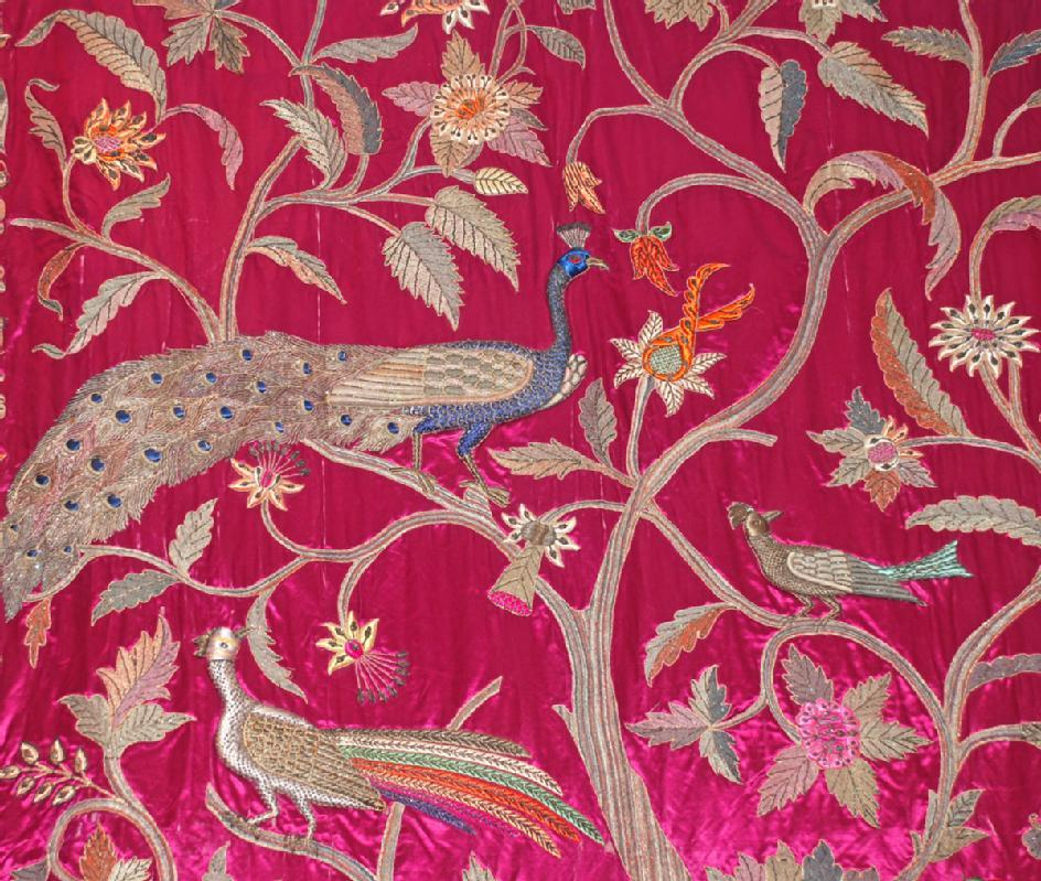 Antique Ottoman Tapestry