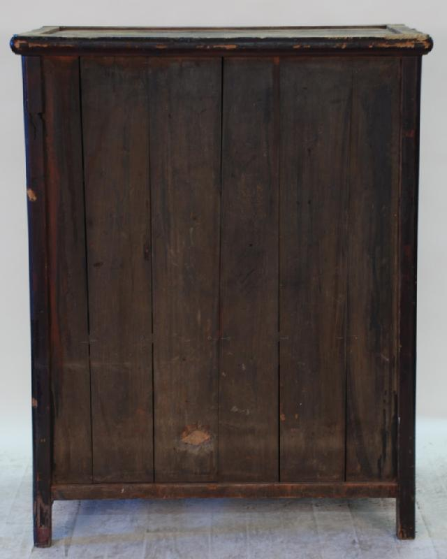 Chinese Ming Style Armoire Cabinet