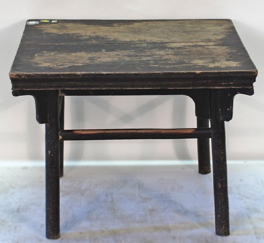 Chinese Antique Low Square or Coffee Table