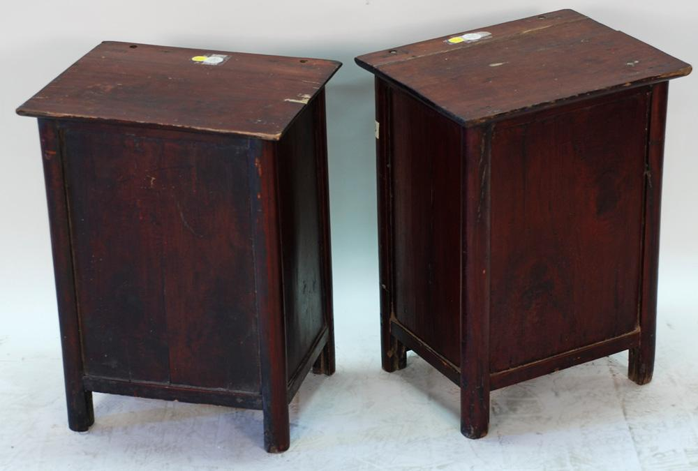 Chinese Antique Scholar's Cabinet, Small