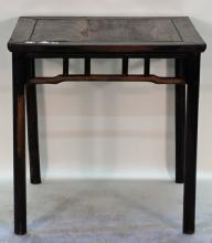 Chinese Antique Square Table