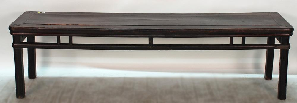 Chinese Antique Coffee Table or Long Table
