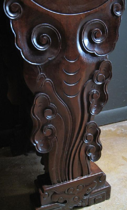 Asian Scroll-Styled Console Table (Sofa Table - Altar Table - Hall Table)