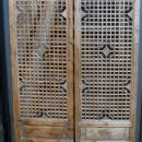 Pair of Antique Chinese Doors