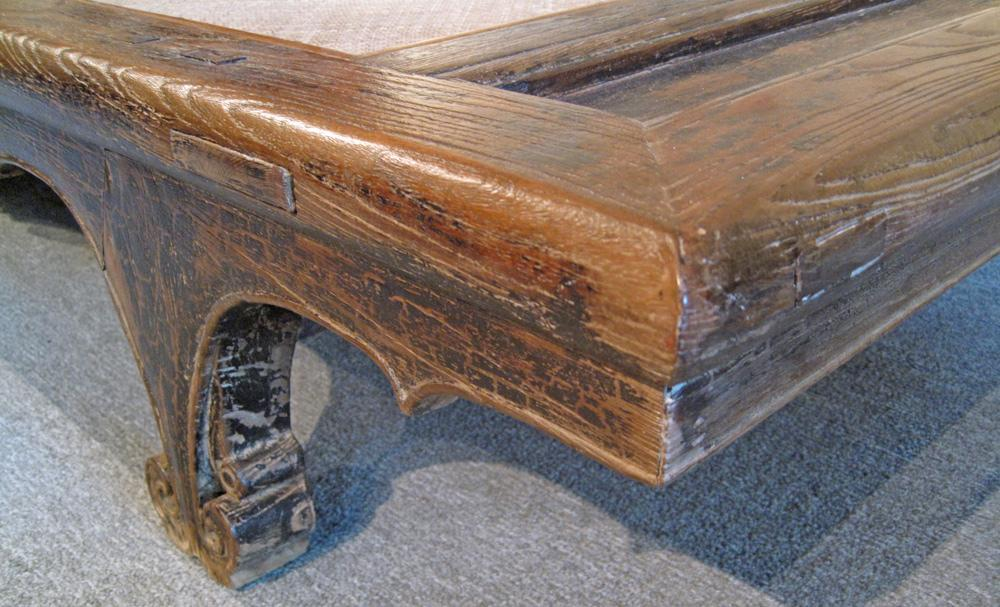 Antique Asian Daybed (Lohan)