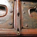 Antique Chinese Locking Cabinet