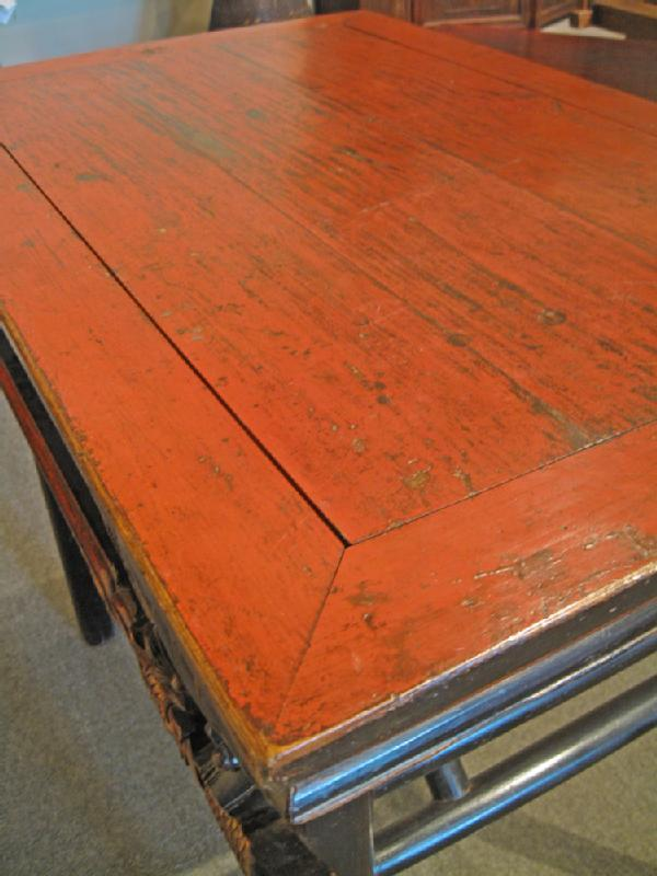 Chinese Antique Folding Table