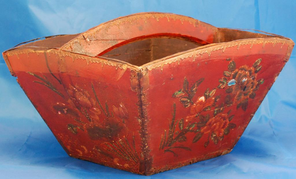 Chinese Rice Container