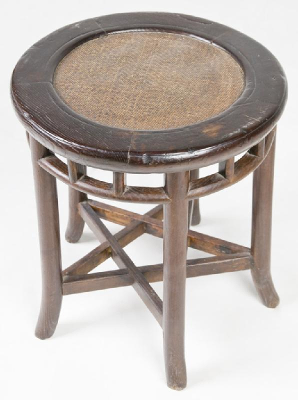 Chinese Antique Round Stool