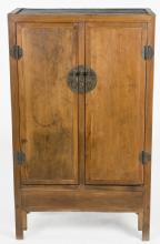 Antique Chinese Wardrobe Cabinet