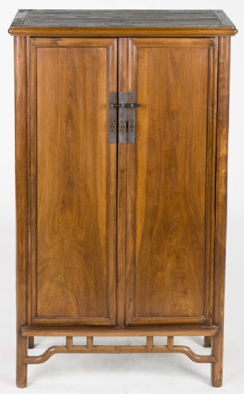 Asian Antique Wardrobe Cabinet
