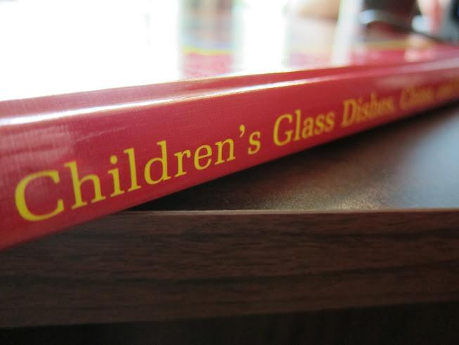 Children's Glass Dishes, China, and Furniture: Volume II