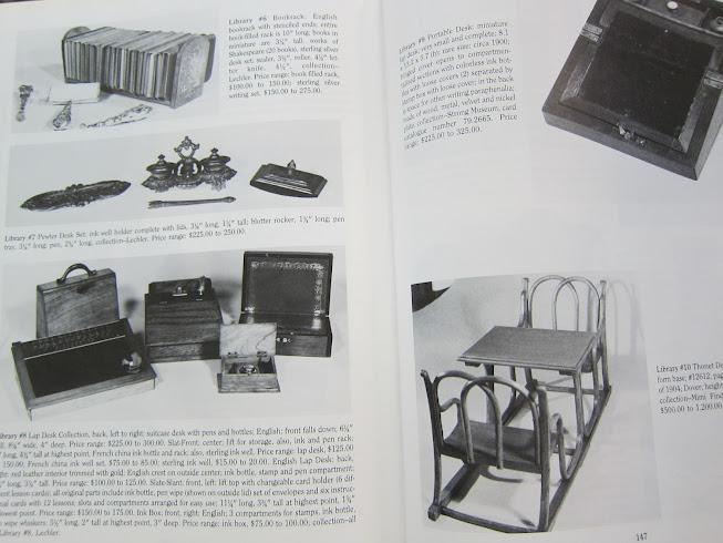 Children's Glass Dishes, China, and Furniture: Volume II