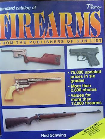 Standard Catalog of Firearms: Seventh Edition