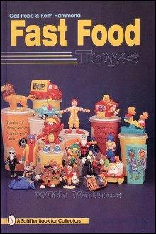Fast Food Toys With Values