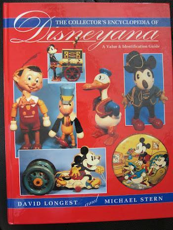 The Collector's Encyclopedia of Disneyana: A Value & Identification Guide