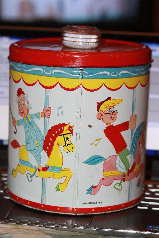 Howdy duty Cookie jar autographed by Buffalo Bob Smith