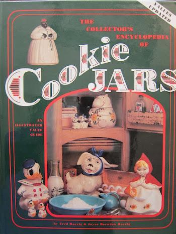 The Collector's Encyclopedia of Cookie Jars, Book I