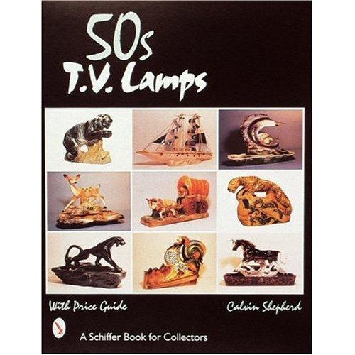 50s T.V. Lamps With Price Guide