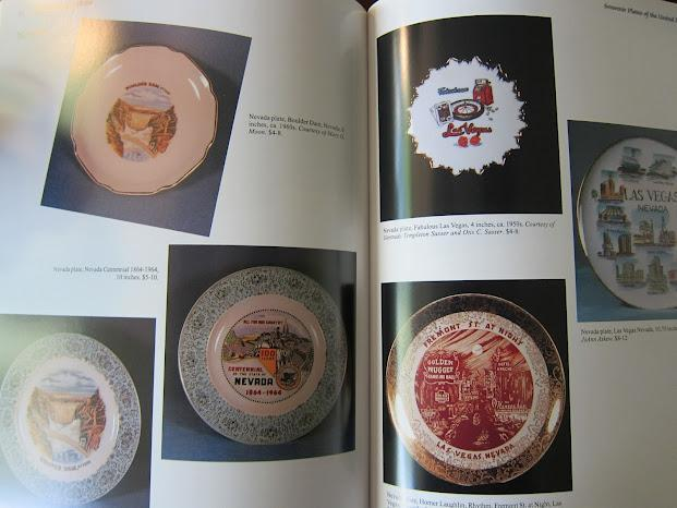 Popular Souvenir Plates, With Price Guide