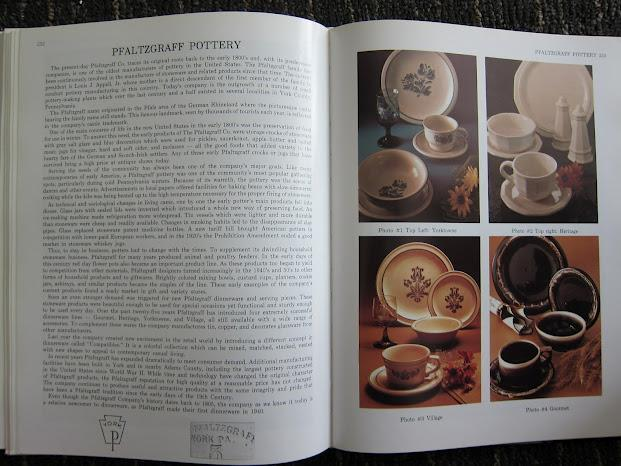 The Collector's Encyclopedia of American Dinnerware