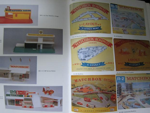 The Encyclopedia of Matchbox Toys, with values