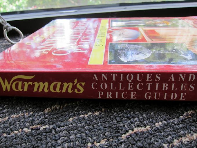 Warman's Antiques and Collectibles Price Guide (31st Edition)
