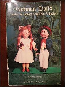 German Dolls featuring Character Children & Babies