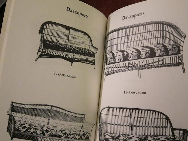The Wicker Book