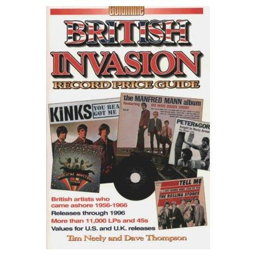 Goldmine British Invasion Record Price Guide